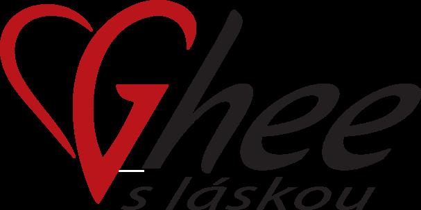 Logo - ghee s láskou